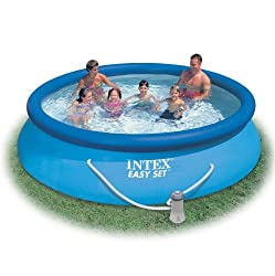 Intex 28131EG Round Pool Set
