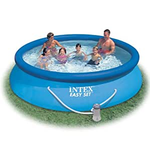 Intex Easy Set 12-Foot by 30-Inch Round Pool Set