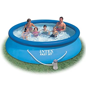 intex easy set 12 foot by 30 inch round pool set