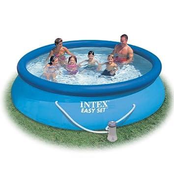 intex easy set 12 foot by 30 inch round pool set