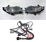 Sell by Automotiveapple, Hyundai Motors OEM Genuine Fog Light Lamp Assembly 2p with Wire 1p Set For 2007 ~ 2015 Hyundai i800 iMax H1 : Starex