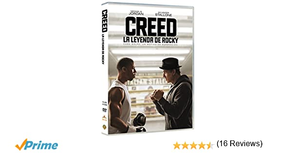 Creed: La Leyenda De Rocky [DVD]: Amazon.es: Michael B ...
