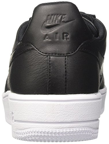 Nike Air Force 1 Ultrakrachtige Basketbalschoen Zwart / Zwart Wit