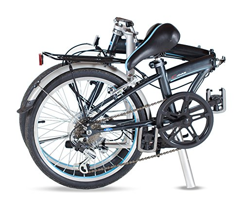 Amazon.com : Ford by Dahon C-Max 7-Speed Folding Bicycle, 20
