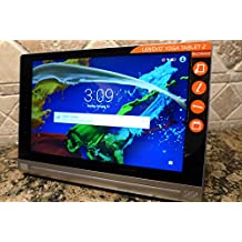 "Lenovo Yoga Tablet 2, 8"" Screen, 16GB Memory, 2GB RAM, Android 4.4, Intel Z3745 Quad-Core Processor - Platinum"