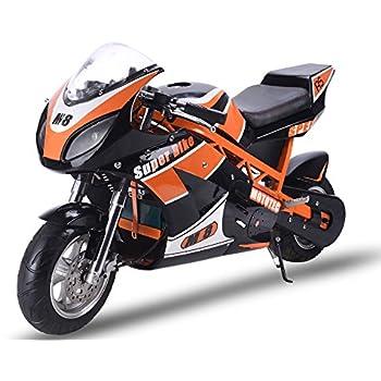 mototec cali 40cc gas pocket bike pink not. Black Bedroom Furniture Sets. Home Design Ideas