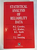 Statistical Analysis of Reliability Data 9780412305603