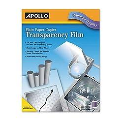 Apopp201c - Apollo Transparency Film
