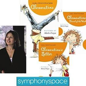 Thalia Kids' Book Club: Sara Pennypacker and Marla Frazee's Clementine series Speech