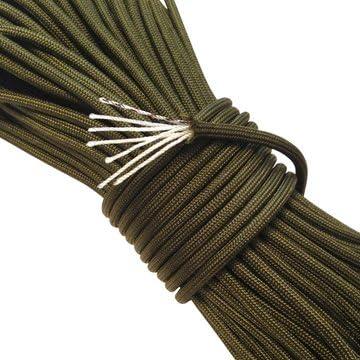 Campsnail Paracorde 550 Bobine de corde parachute de qualit/é commerciale 100//% nylon 550 type/III 7/brins