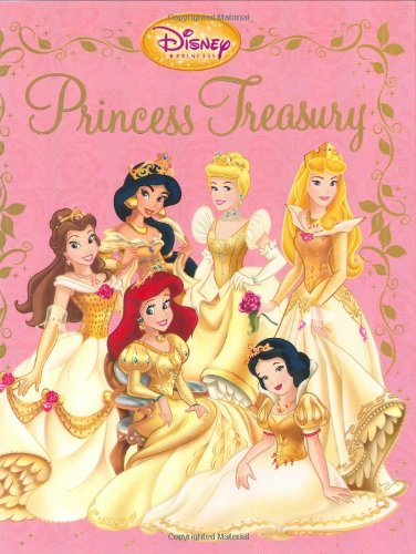 Disney Princess Treasury (Disney Princess Treasury)