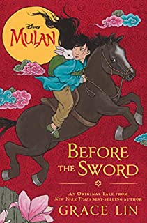 Book Cover: Mulan: Before the Sword