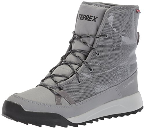 Women's Three Chalk Walking CP Choleah Grey adidas Grey Padded M 10 Reflective US Two outdoor White Shoe Terrex q5wCHFSHB