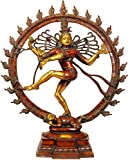 Shiva as Nataraja - Brass Statue