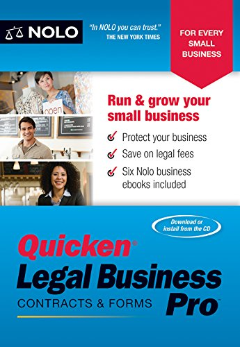 Quicken Legal Business Pro [Download] by NOLO