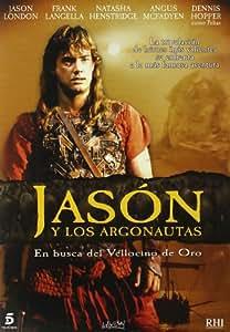 Jasón y los argonautas en busca del vellocino de oro [DVD]