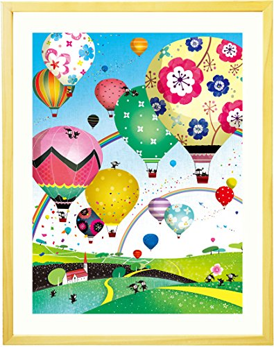 """Gift Art for a Happy Life """"The Endless Journey"""" Birthday Gift for Women, Graduation Gift for Daughter, girl, her, Friend, 16th 18th 20th 30th 10.6x8.6inch"""