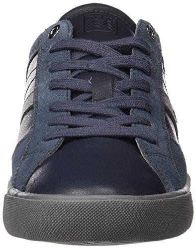 Sneakers Low Blau U navy top Menn Geox Icecf41j D Smart YSqagwB