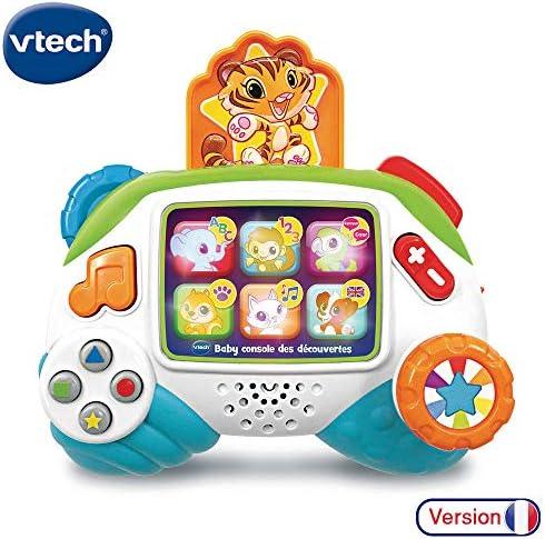 VTech – Babykonsole für Entdeckungen, die erste Konsole für Babys, ab 9 Monaten