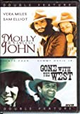 Molly & Lawless John / Gone With The West (Double Feature)