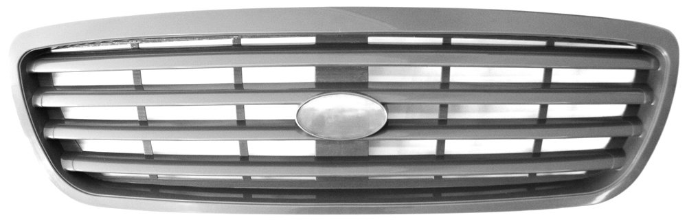IPCW CWG-OK0307A0 Gray Replacement Grille
