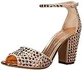 Sandalia de vestir E70144 Giuseppe Zanotti para mujer, concha, 8 M US