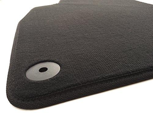 Fuß matte (Velour) 1K / 5K Automatte Original Qualitä t Fahrerseite/Fahrermatte einzeln kh Teile