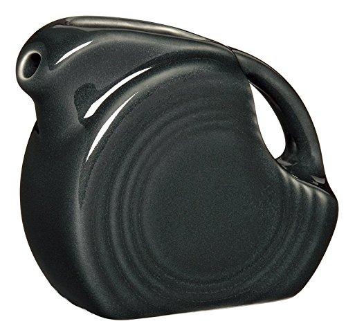Fiesta 475-339 Miniature Disk Pitcher, 5 oz., Slate (Fiesta Dinnerware Pitcher compare prices)