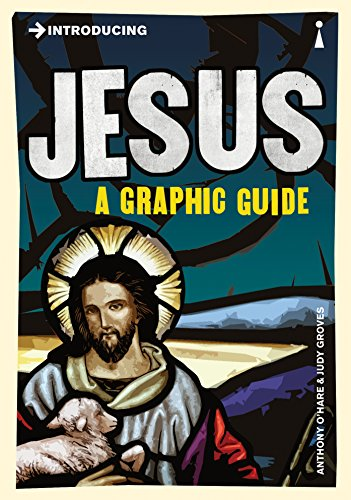 Introducing Jesus: A Graphic Guide (Introducing.) cover