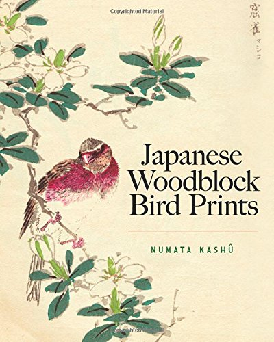 Birds and Flowers of Kono Bairei: An Album of Japanese Woodblock Prints (Dover Fine Art, History of Art)