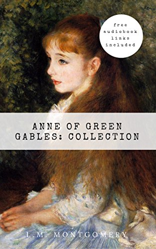 Anne Green Gables Collection Audiobook ebook