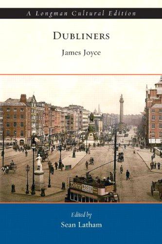 Read Online Dubliners (Longman Cultural Editions) pdf epub