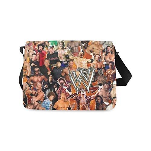 Angelinana Custom WWE World Wrestling Entertainment Homestuck Messenger Bag Shoulder Bags by Angelinana
