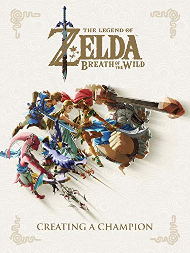 Pdf eBooks The Legend of Zelda: Breath of the Wild--Creating a Champion
