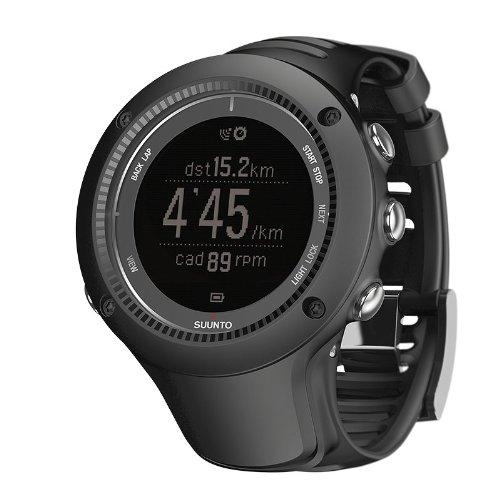 Suunto AMBIT2 R BLACK Outdoor Watch Altimeter Barometer Compass SS020654000