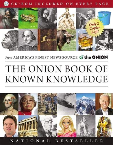 The Onion Book of...