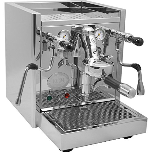 ECM PROFI IV ESPRESSO MACHINE – ROTARY PUMP DIRECT CONNECT / TANK