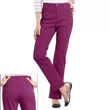 Gloria Vanderbilt Amanda Classic Fit Tapered Leg Women S Jeans Size