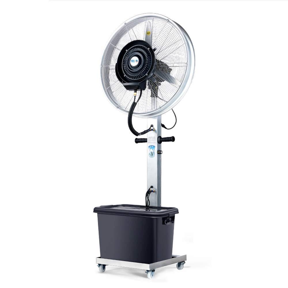 FEIFEI 商業用水冷噴霧ファン高出力振動ミストファン加湿工業用電動ファンスプレーファン190ワット B07TJSGJQC