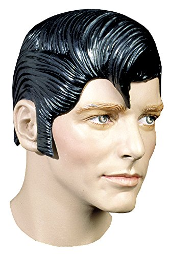 Costume-Wig Flash Rubber Wig Halloween Costume - 1 size (Flash Rubber Wig)