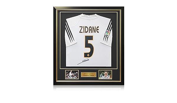 exclusivememorabilia.com Camiseta de fútbol del Real Madrid 2004 ...
