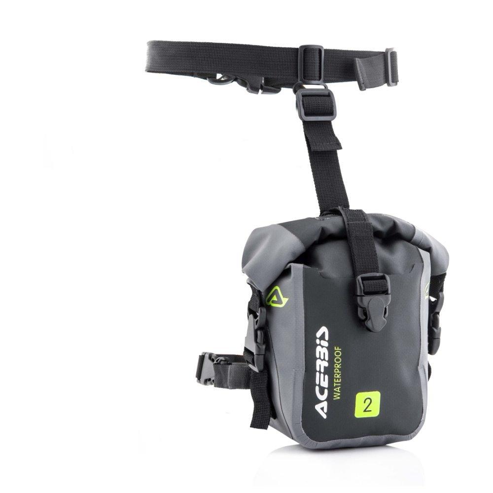 NO WATER BAG TRIP NERO/GRIGIO ACERBIS