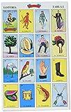 Don Clemente Autentica Loteria Mexican Bingo Set 20