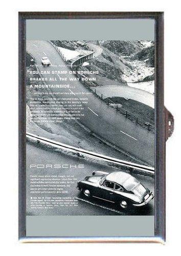 Amazon.com 1963 Porsche Stylish Retro Magazine Ad, Guitar