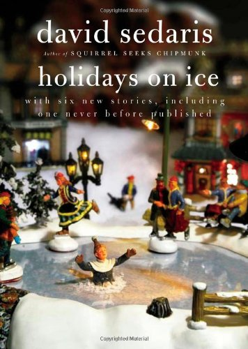 Book cover for Holidays on Ice