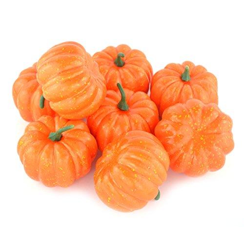 Set of 10 Mini Pumpkins