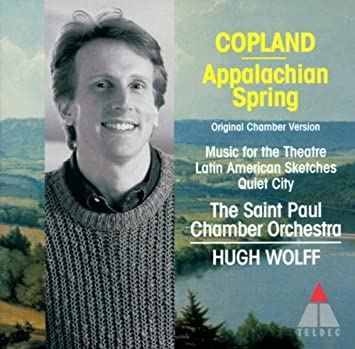 Copland: Music for the Theater