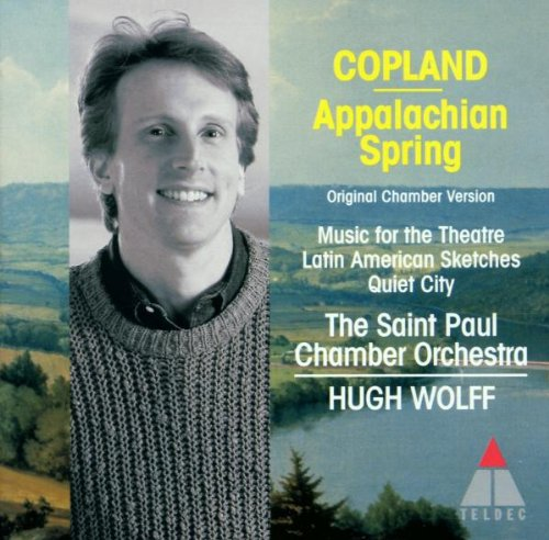 - Copland: Music for the Theater