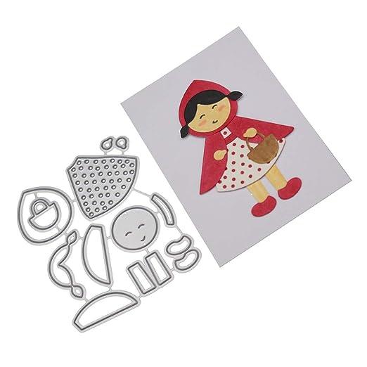 Nysunshine DIY plantillas de corte plantillas de Navidad tarjeta ...