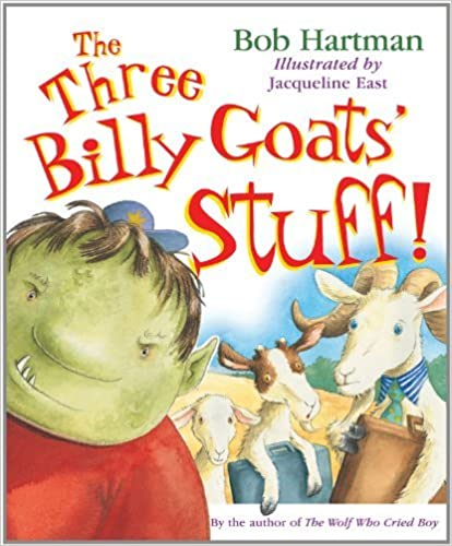 The Three Billy Goat's Stuff!